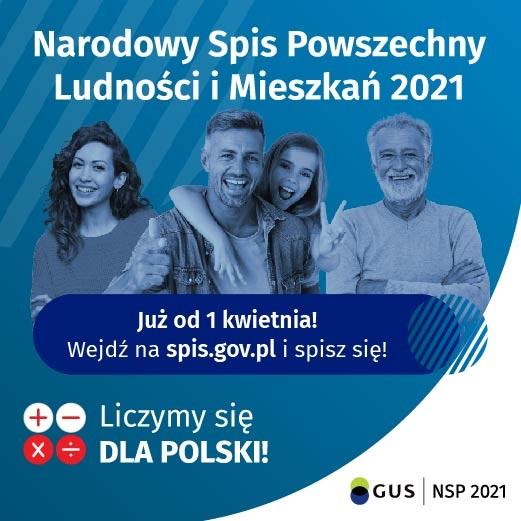<strong>Trwa Narodowy Powszechny Spis Ludno¶ci i Mieszkañ</strong>